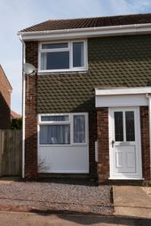 Thumbnail 2 bedroom end terrace house to rent in Cheviot Drive, Dibden, Southampton
