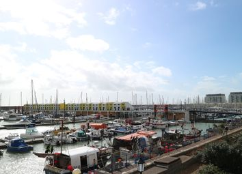 Thumbnail 3 bed flat to rent in The Strand, Brighton Marina Village, Brighton