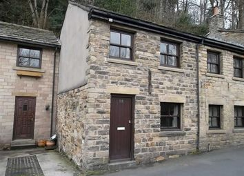 Thumbnail 1 bed end terrace house to rent in Dyehouse Lane, New Mills, High Peak