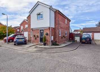 Thumbnail 3 bed detached house for sale in Woodstock, West Mersea, Colchester, Essex