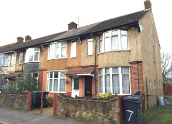 Thumbnail 2 bed end terrace house to rent in St James Rd, Luton, Beds