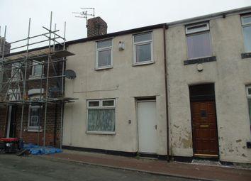 Thumbnail 3 bedroom terraced house for sale in Byron Street, Sunderland
