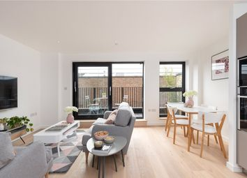 Thumbnail 2 bedroom flat for sale in The Tramshed Building, 45A Goldhawk Road, Shepherds Bush, London