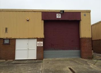 Thumbnail Light industrial to let in 9 Harbour Trading Estate, Fleetwood