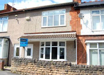 Thumbnail 3 bed terraced house to rent in Richmond Avenue, Ilkeston, Derbyshire