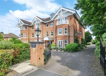 Thumbnail 2 bed flat for sale in Newholme Court, 89A Oatlands Drive, Weybridge, Surrey