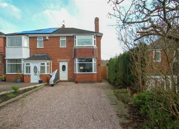 Thumbnail 2 bed semi-detached house for sale in Louise Drive, Blurton, Stoke-On-Trent