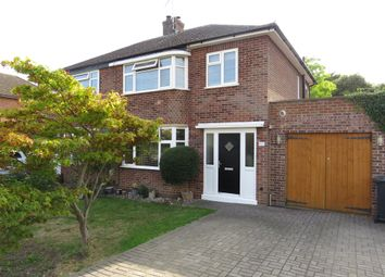 Thumbnail 3 bed semi-detached house for sale in Hollow Lane, Ramsey, Huntingdon