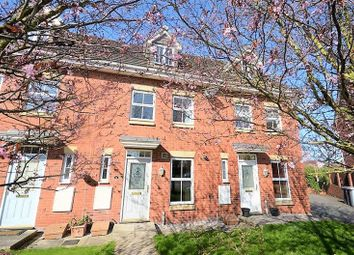 Thumbnail 3 bed town house for sale in 16 Sherratt Close, Nantwich