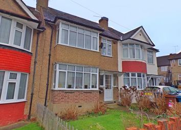 Thumbnail 3 bed terraced house for sale in Dudley Gardens, Harrow, Middlesex