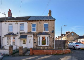 Thumbnail 3 bedroom end terrace house to rent in Ranelagh Road, Wellingborough