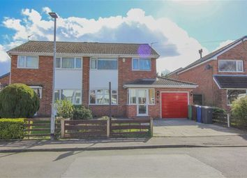 Thumbnail 3 bedroom semi-detached house to rent in Warwick Road, Manchester