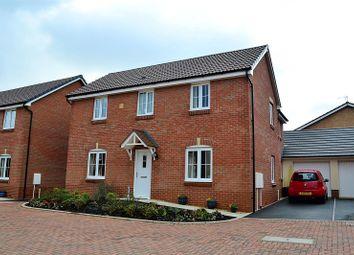 Thumbnail 4 bed detached house for sale in Bryn Derwen, Sketty, Swansea