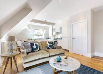 Thumbnail 1 bed flat for sale in Kingswater Place, Battersea Church Road, London