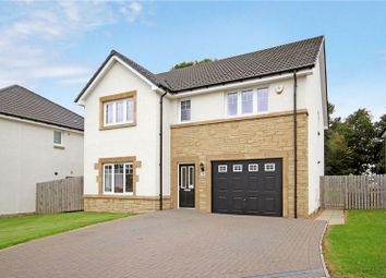 Thumbnail 4 bed detached house for sale in 32 Donaldson Road, Redding, Falkirk