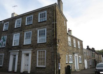 Thumbnail 3 bed end terrace house for sale in Castle Street, Bampton, Tiverton