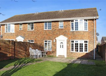 Thumbnail 5 bed semi-detached house for sale in Cornfield Close, Wick, Littlehampton