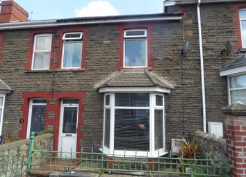 Thumbnail 2 bed terraced house for sale in Acland Road, Bridgend, Bridgend County.
