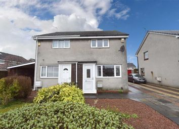 Thumbnail 2 bed semi-detached house for sale in Afton Drive, Renfrew