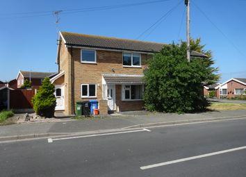 Thumbnail 2 bed flat for sale in Ffordd Elan, Rhyl