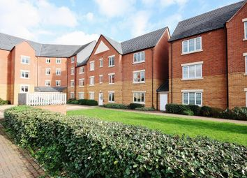 Thumbnail 2 bed flat to rent in Hedgerow Close, Greenlands, Redditch, Worcestershire