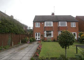 Thumbnail 3 bed semi-detached house for sale in Woodman Road, Maypole, Birmingham