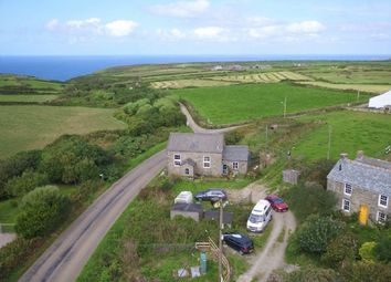 Thumbnail 3 bed detached house for sale in Pendeen, Penzance, Cornwall