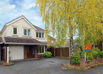 Thumbnail 4 bed detached house for sale in Bicton Lane, Bicton, Shrewsbury
