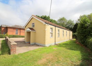 Thumbnail 1 bed property for sale in Chapel Road, Boxted, Colchester