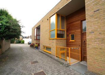 Thumbnail 2 bed mews house to rent in Hedgley Mews, London
