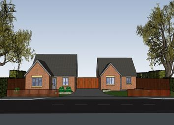 Thumbnail 2 bed bungalow for sale in Draycott Road, North Wingfield, Chesterfield, Derbyshire
