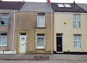 Thumbnail 2 bed terraced house to rent in Fabian Way, Port Tennant, Swansea