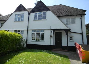 Thumbnail 3 bed semi-detached house to rent in Greenway, Berkhamsted