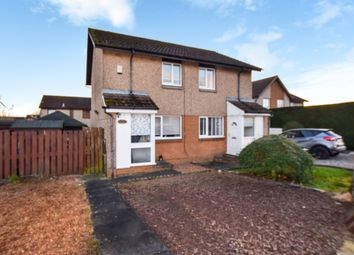 Thumbnail 2 bed semi-detached house for sale in Peebles Drive, Baldovie, Broughty Ferry, Dundee