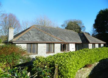 Thumbnail 4 bed detached bungalow for sale in Lowenac Gardens, Camborne