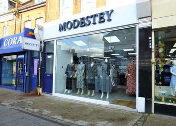 High Road, Wembley, Middlesex HA0. Retail premises to let