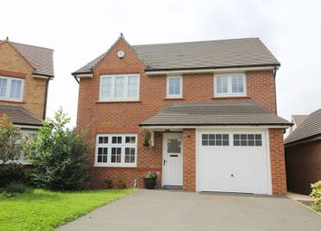 Thumbnail 4 bed detached house for sale in Kings Lynn Drive, Cressington Heath, Liverpool