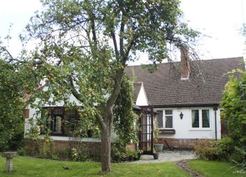 Thumbnail 3 bed detached bungalow for sale in Cropston Road, Anstey, Leicester