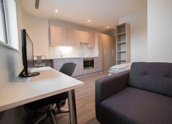Thumbnail Studio to rent in Redvers Tower Union Street, Sheffield