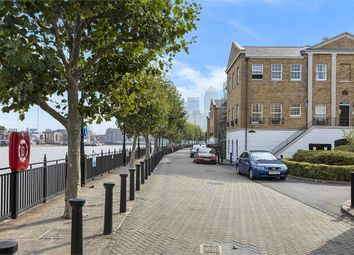 Thumbnail 2 bed flat for sale in Elizabeth Square, Sovereign Crescent, Rotherhithe