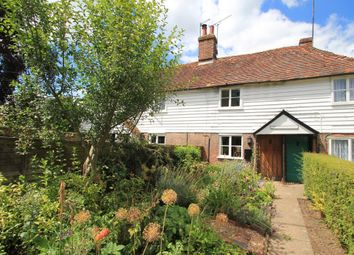 Thumbnail 2 bed semi-detached house to rent in Cross Cottages, Bodiam Road, Sandhurst, Kent