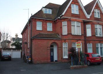 Thumbnail 2 bed flat to rent in Balmoral Road, Parkstone, Poole