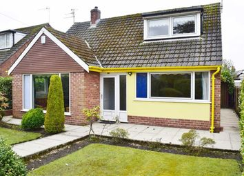 Thumbnail 3 bed detached bungalow for sale in Garstang Road, Catterall, Preston
