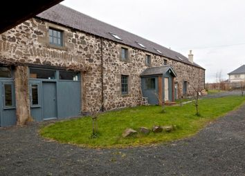 Thumbnail 4 bed detached house for sale in Kaimflat Farm, Kaimflat, Kelso, Borders