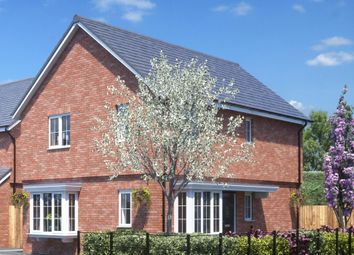 Thumbnail 3 bed detached house for sale in Cronkinson Avenue, Nantwich, Cheshire
