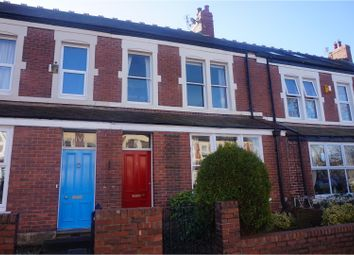 Thumbnail 4 bed terraced house for sale in Victoria Avenue, Newcastle Upon Tyne