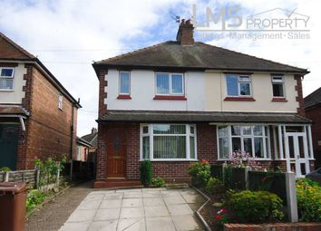 Thumbnail 2 bed semi-detached house to rent in Littler Grange Court, Littler Lane, Winsford