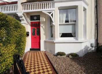 Thumbnail 1 bed flat to rent in Trentham Street, Southfiels, London
