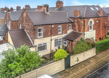 Thumbnail 2 bed end terrace house for sale in Hainton Avenue, Grimsby