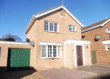 Thumbnail 3 bed detached house to rent in Langford Road, Fletton, Peterborough